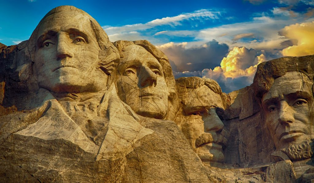 united states mount rushmore