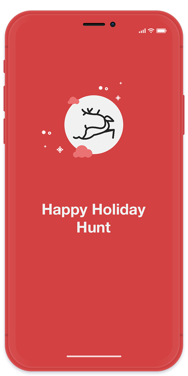 Christmas team building app task list